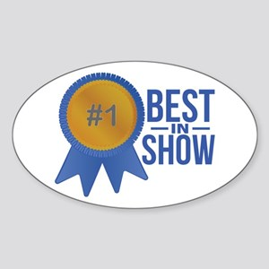 Best In Show Sticker