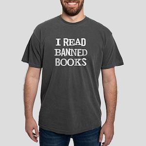 I Banned Books Mens Comfort Colors® Shirt