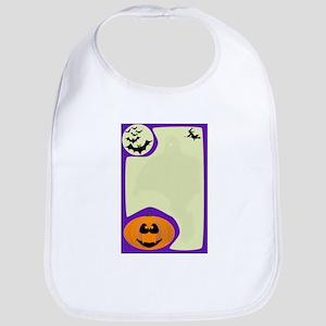Halloween Poster Bib