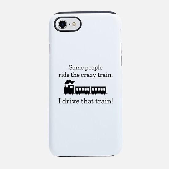 Crazy Train iPhone 7 Tough Case