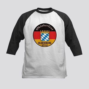 Oldenburg Oktoberfest Kids Baseball Jersey
