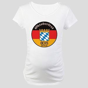 Ochs Oktoberfest Maternity T-Shirt
