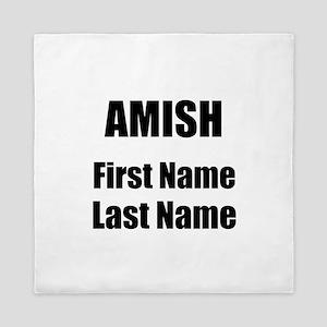 Amish Queen Duvet
