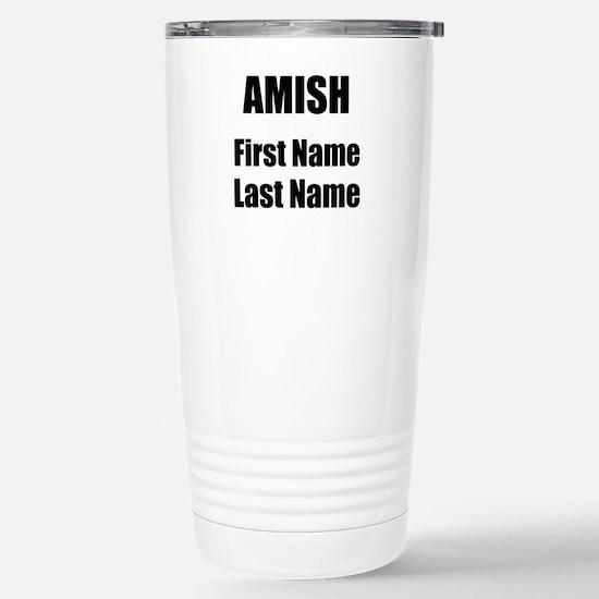 Amish Mugs