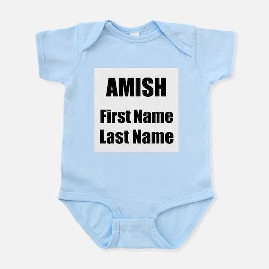 Amish Body Suit