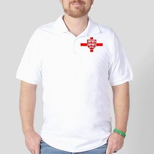 Saint Georges Day Golf Shirt
