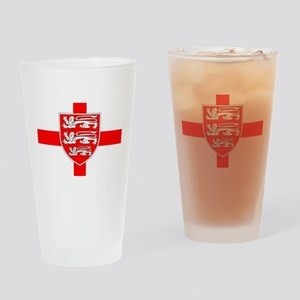 Saint Georges Day Drinking Glass