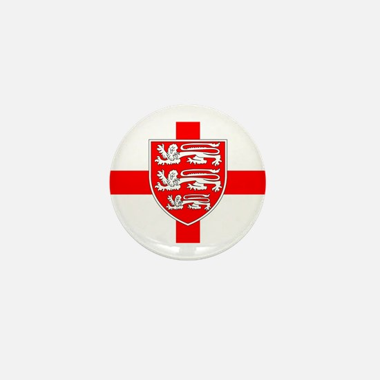 Saint Georges Day Mini Button