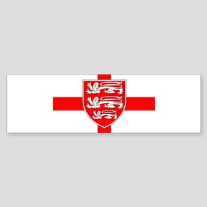 Saint Georges Day Bumper Sticker