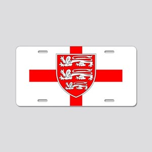 Saint Georges Day Aluminum License Plate