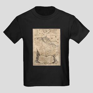 Vintage Battle of Yorktown Virginia Map (1 T-Shirt