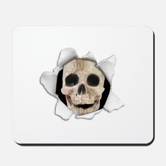 Spooky Skull Mousepad