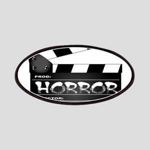 Horror Clapperboard Patch