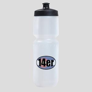 Colorado 14ers Sports Bottle