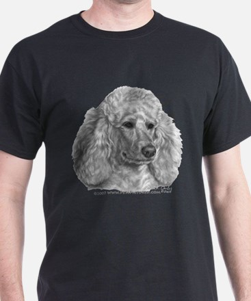 Holly, Standard Poodle T-Shirt