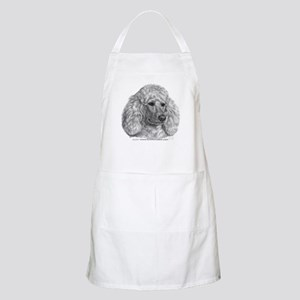 Holly, Standard Poodle BBQ Apron