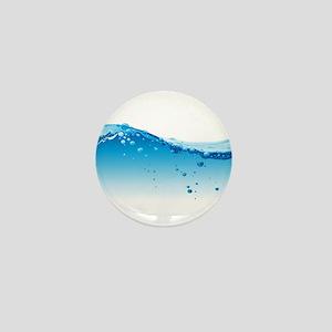 WaterWave Mini Button