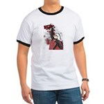 The Red Cape By Tyler Szilagyi T-Shirt