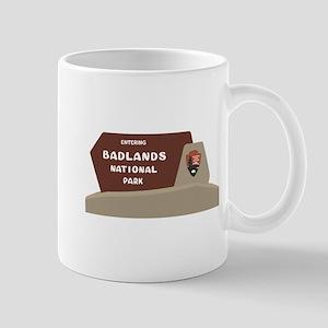 Badlands National Park, South Dakota, U Mug