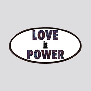 Love IS Power Patch
