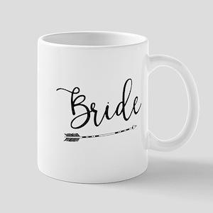 Bride with Arrow Mugs