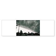 Hurricane Charley 2004 Bumper Bumper Sticker