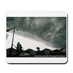 Hurricane Charley 2004 Mousepad