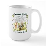 National Parks Centennial Mugs