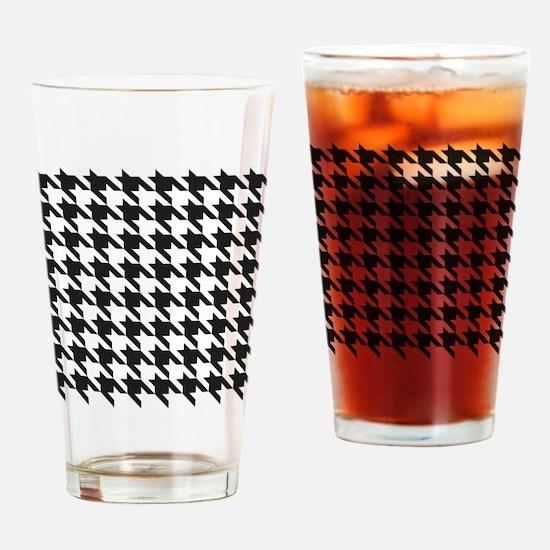 Cute Seamless Drinking Glass