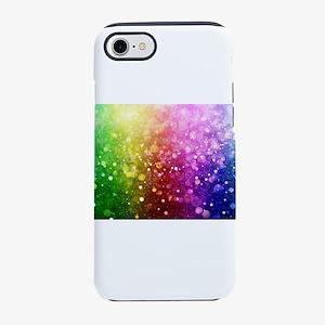 Vibrant Colors Colorful Mode iPhone 8/7 Tough Case
