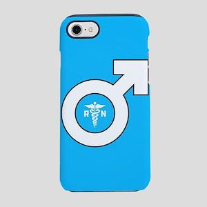 Male Nurse Symbol iPhone 8/7 Tough Case
