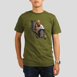 Luke Cage Initials Organic Men's T-Shirt (dark)