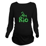 Rio Long Sleeve Maternity T-Shirt