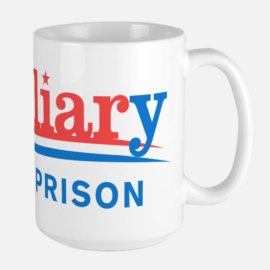 Liar Hillary For Prison Mugs