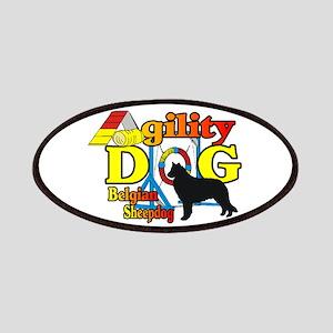 Belgian Sheepdog Agility Patch