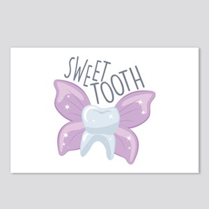 Sweet Tooth Postcards (Package of 8)