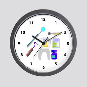 Dentist Wall Clock