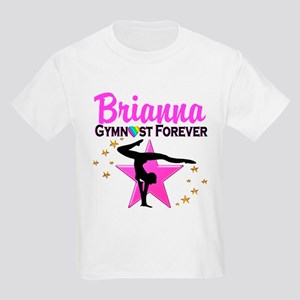 GYMNAST FOREVER Kids Light T-Shirt