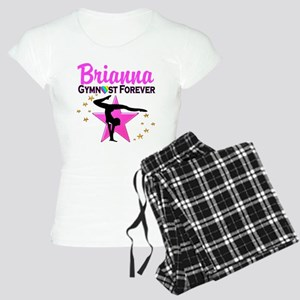 GYMNAST FOREVER Women's Light Pajamas