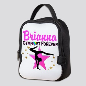 GYMNAST FOREVER Neoprene Lunch Bag
