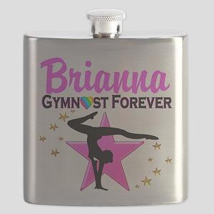 GYMNAST FOREVER Flask