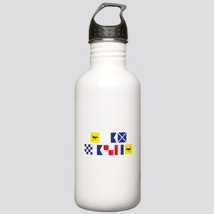 I am Nauti Stainless Water Bottle 1.0L