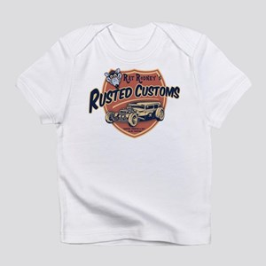 Rusted Customs II White T-Shirt
