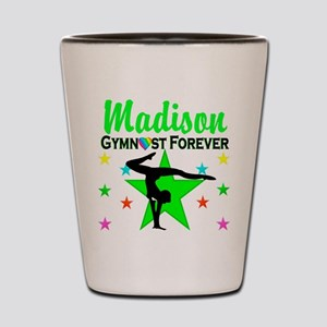 GYMNAST FOREVER Shot Glass