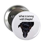 "Magic Speaks Up! 2.25"" Button (100 pack)"