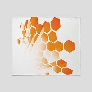 Honeycomb Throw Blanket
