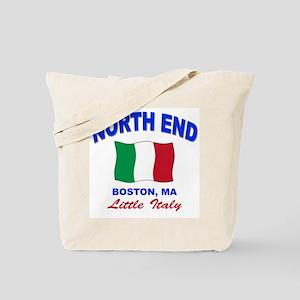 North End Boston,MA Tote Bag