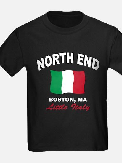 North End Boston,MA T