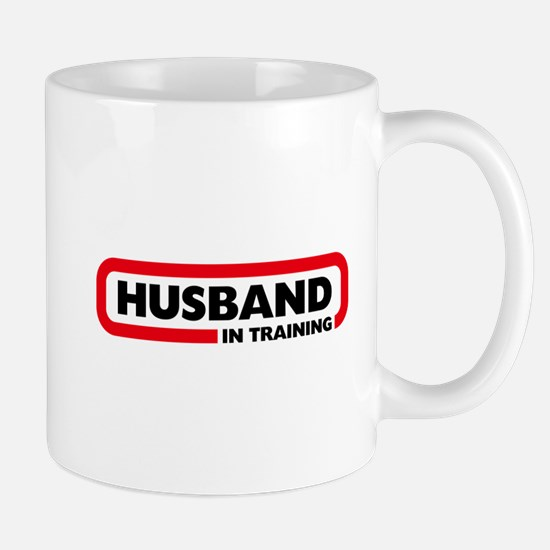 Husband in Training Stainless Steel Travel Mugs