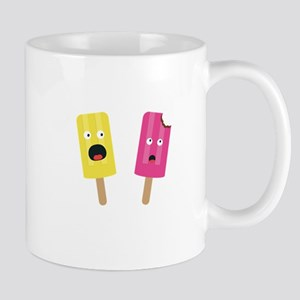 Colorful Popsicles Mugs